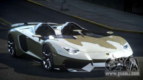 Lamborghini Aventador RS-J for GTA 4