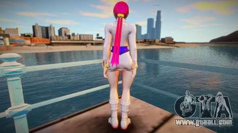 KOF XIV Shermie Costume 1 for GTA San Andreas