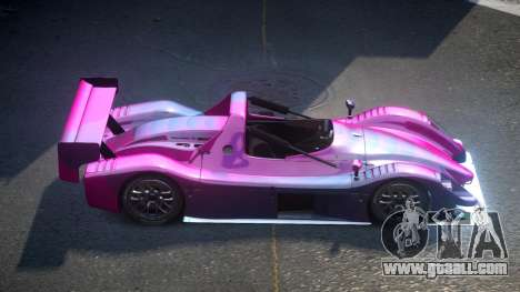 Radical SR8 GII S8 for GTA 4