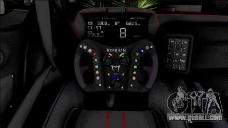 Brabham BT62 [Good Year] for GTA San Andreas