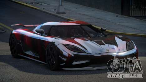 Koenigsegg Agera US S6 for GTA 4