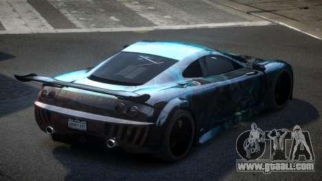 Ascari A10 BS-U S10 for GTA 4