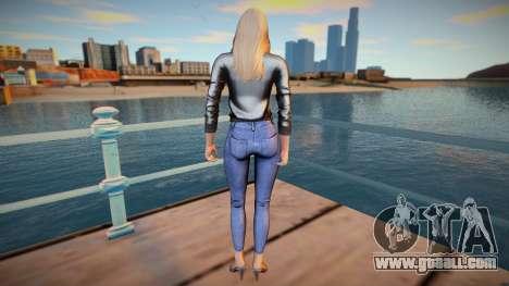 Rachel v8 ski for GTA San Andreas
