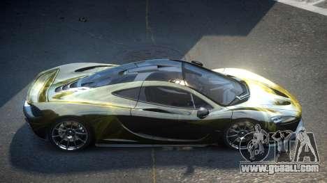 McLaren P1 ERS S1 for GTA 4