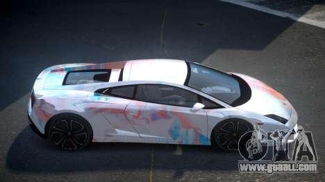 Lamborghini Gallardo IRS S4 for GTA 4