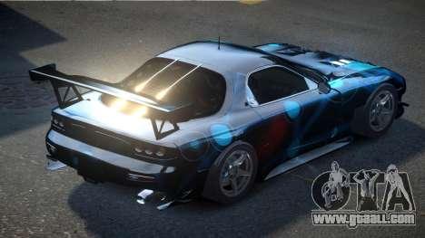 Mazda RX-7 iSI S1 for GTA 4