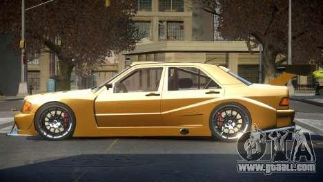 Mercedes-Benz 190E GST-U for GTA 4