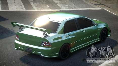 Mitsubishi Evo 8 U-Style for GTA 4