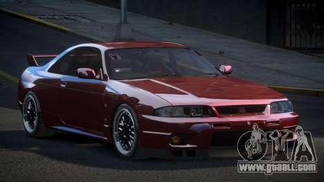 Nissan Skyline R33 US for GTA 4
