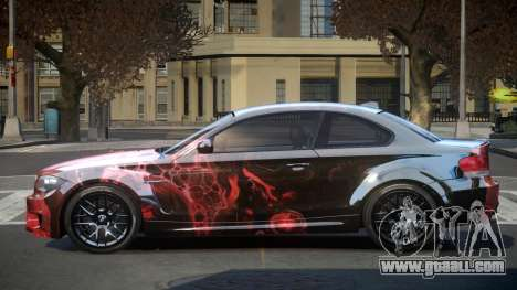 BMW 1M E82 SP Drift S1 for GTA 4