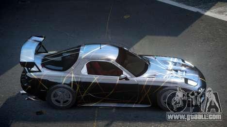 Mazda RX-7 iSI S10 for GTA 4