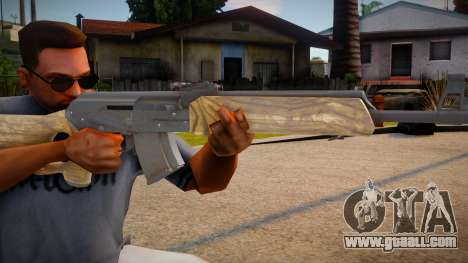 SOC Vepr Carbine for GTA San Andreas