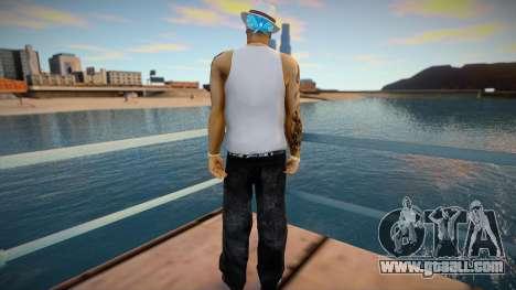 SFRifa 1 for GTA San Andreas