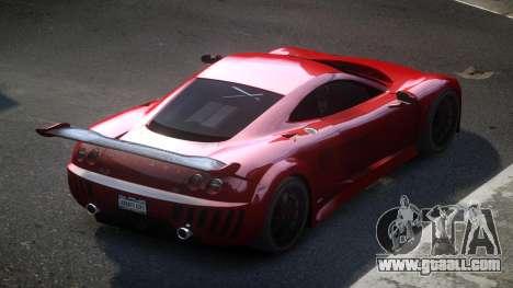 Ascari A10 BS-U for GTA 4
