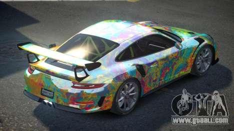 Porsche 911 BS GT3 S4 for GTA 4