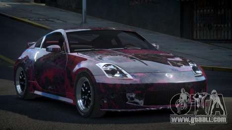 Nissan 350Z iSI S8 for GTA 4