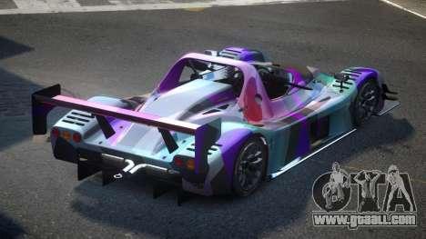 Radical SR8 GII S7 for GTA 4