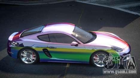 Porsche 718 U-Style S9 for GTA 4