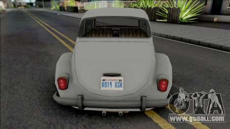 Bug for GTA San Andreas