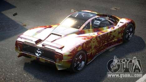 Pagani Zonda BS-S S10 for GTA 4