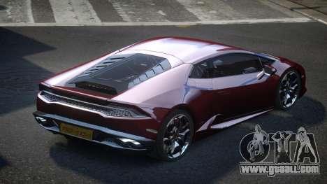 Lamborghini Huracan LP610 for GTA 4