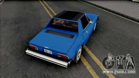 Lurani (Brown Interior) for GTA San Andreas
