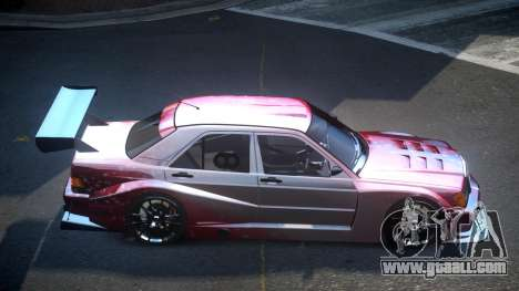 Mercedes-Benz 190E GST-U S3 for GTA 4
