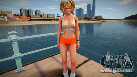 Juliet Starling Hooters from Lollipop Chainsaw for GTA San Andreas