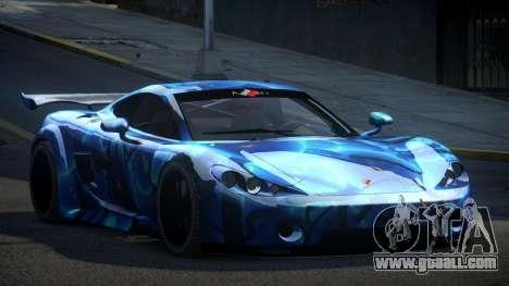 Ascari A10 BS-U S5 for GTA 4