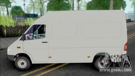 Mercedes-Benz Sprinter 2003 Cargo for GTA San Andreas