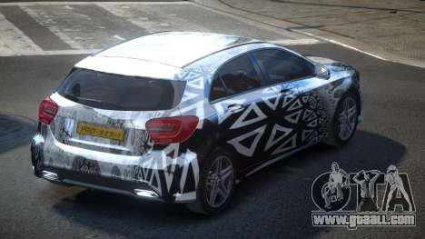 Mercedes-Benz A45 US S10 for GTA 4