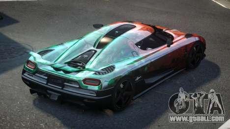 Koenigsegg Agera US S2 for GTA 4