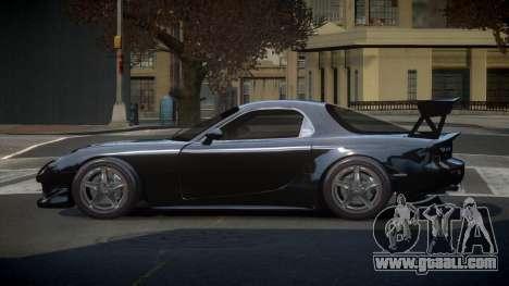 Mazda RX-7 iSI for GTA 4