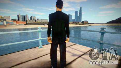 New omyst for GTA San Andreas