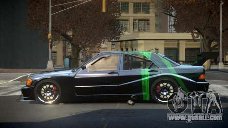 Mercedes-Benz 190E GST-U S8 for GTA 4