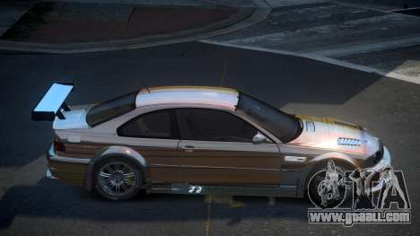 BMW M3 E46 PSI Tuning S10 for GTA 4