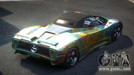 Pagani Zonda BS-S S3 for GTA 4