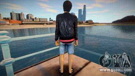Japan skin for GTA San Andreas
