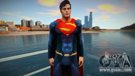 Superman from DC Unchained for GTA San Andreas
