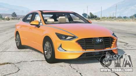 Hyundai Sonata (DN8) 2019 v2.0