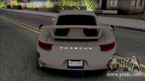 Porsche 911 GTS for GTA San Andreas