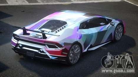 Lamborghini Huracan BS-Z S5 for GTA 4