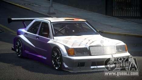 Mercedes-Benz 190E GST-U S1 for GTA 4