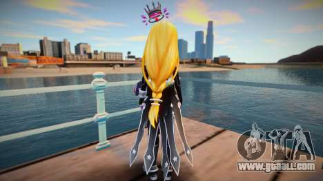 Megadimension Neptunia Colla - Million Arthur v3 for GTA San Andreas
