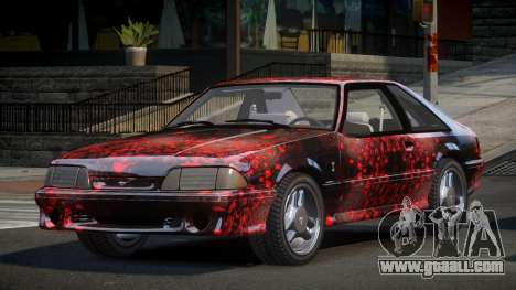 Ford Mustang SVT 90S S8 for GTA 4