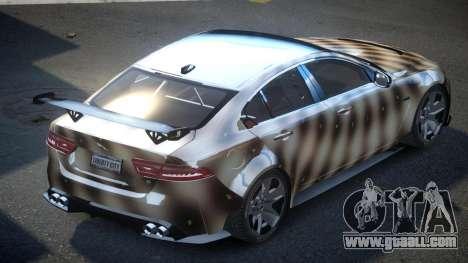Jaguar XE GST S7 for GTA 4