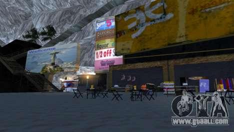The Most Beautiful Resort & Wonders & Island 202 for GTA San Andreas