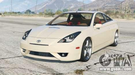 Toyota Celica 2003