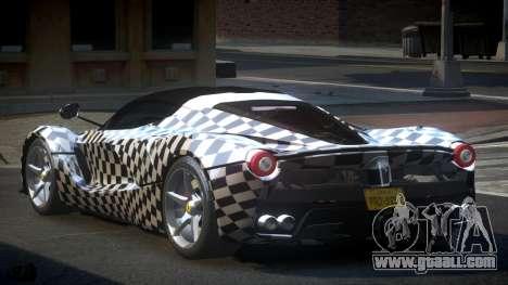 Ferrari LaFerrari PSI-U S3 for GTA 4