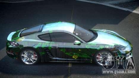 Porsche 718 U-Style S7 for GTA 4